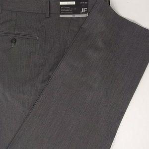 J Ferrar Men's Classic Fit Flat Front Dress Pant